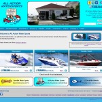link to All Action Water Sports web site