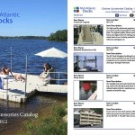 picture of EZ Dock accessories product catalog